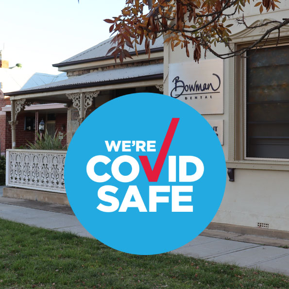 covid safe registered business